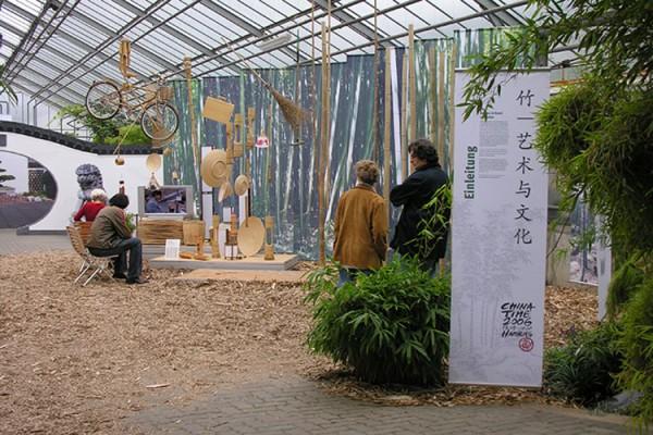 09 Bambus in Kunst & Kultur Chinesische Gelehrtengärten